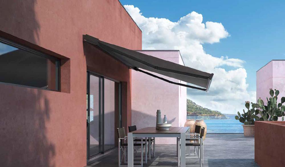 store banne design cheap store banne coffre clairage par. Black Bedroom Furniture Sets. Home Design Ideas