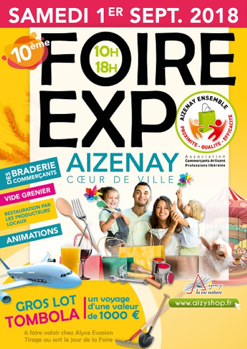 foire expo aizenay 2018