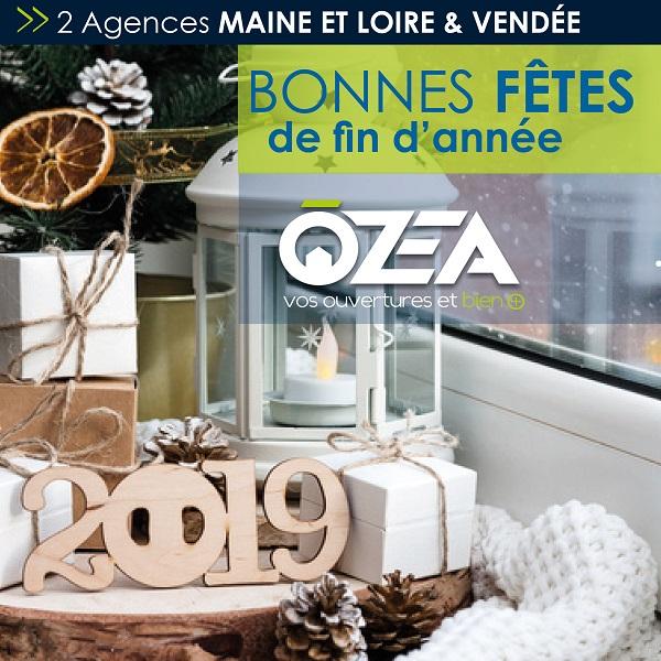 ozea bonnes fetes 2019