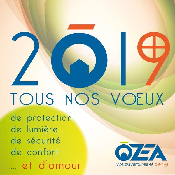 Ozea voeux 2019