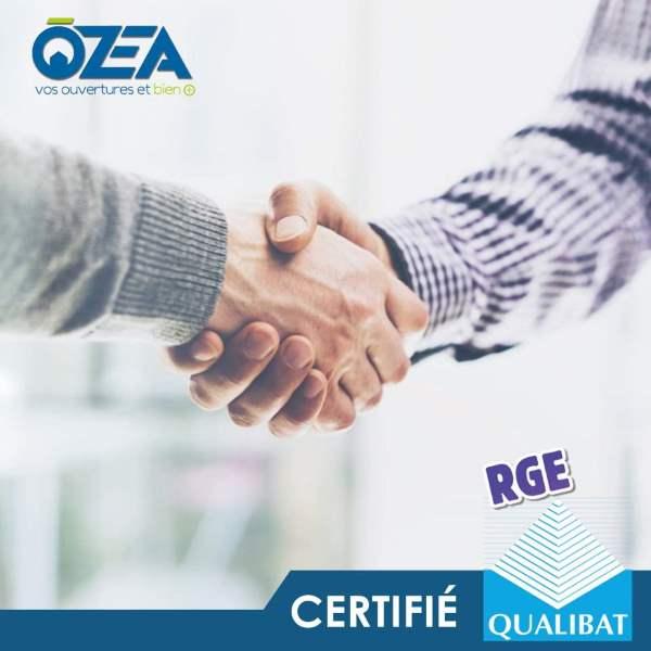 OZEA certifié RGE