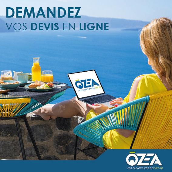 OZEA devis en ligne