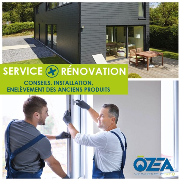 actu renovation ozea
