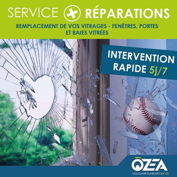 actu service réparation ozea