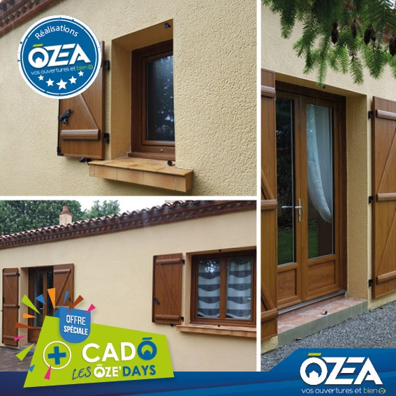 Réalisations ozea offre ozedays