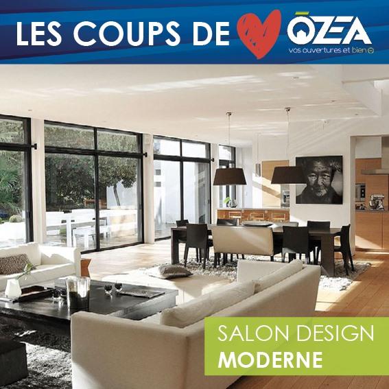 coup de coeur ozea salon moderne design