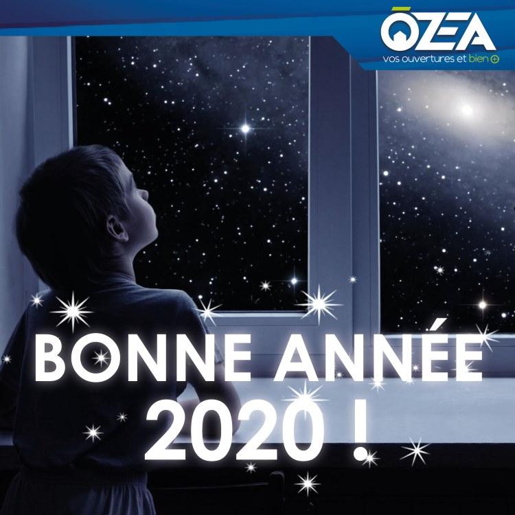 Bonne année 2020 ozéa