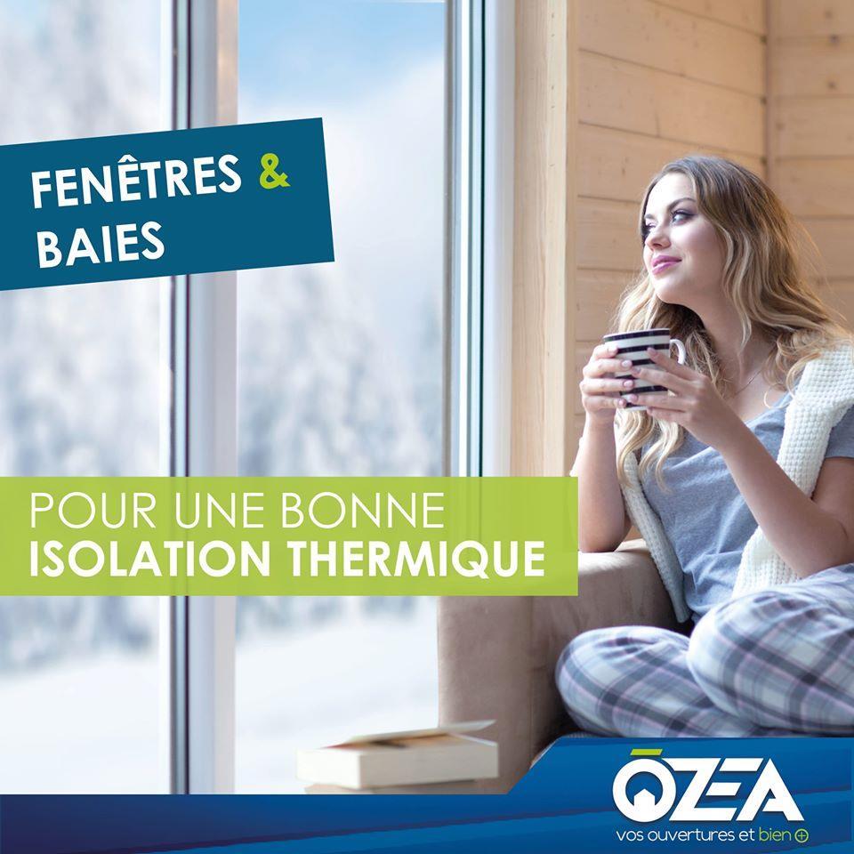 Ozea pour une bonne isolation thermique