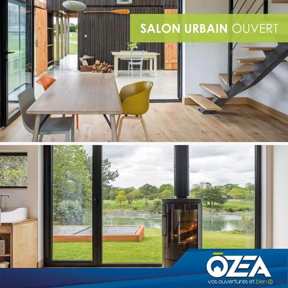 Salon urbain ouvert ozea