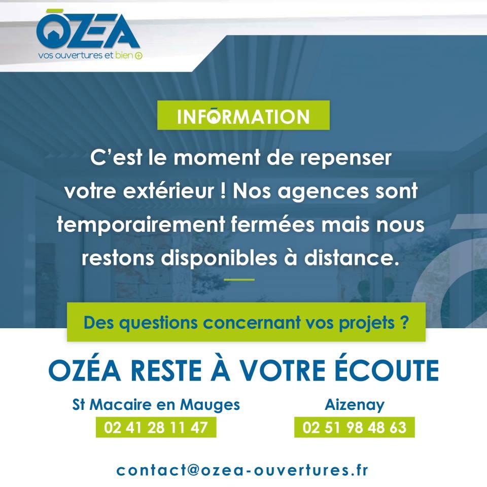 OZEA info telephone