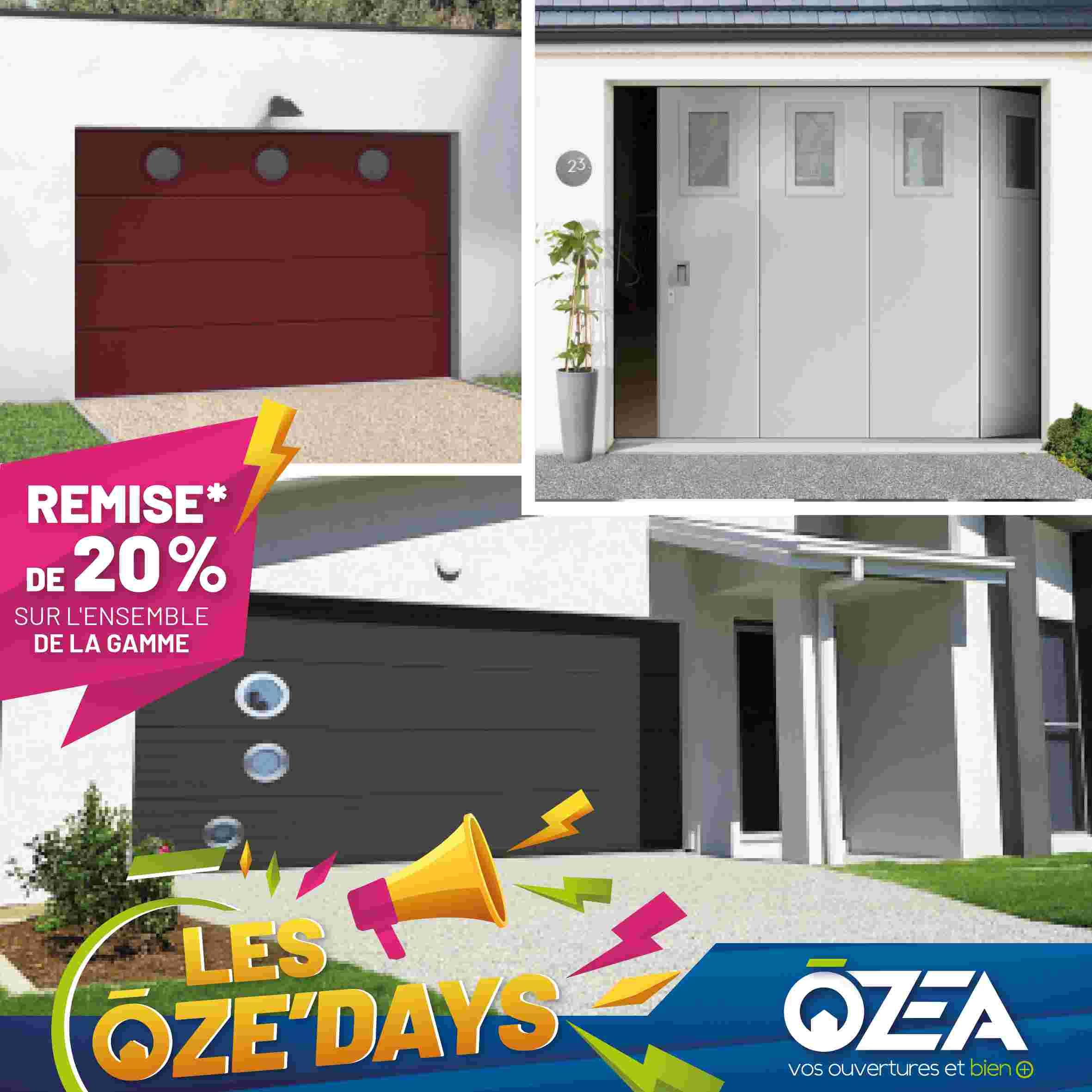 OZEA Portes de garage