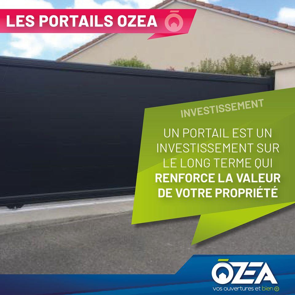 Les portails OZEA Investissement