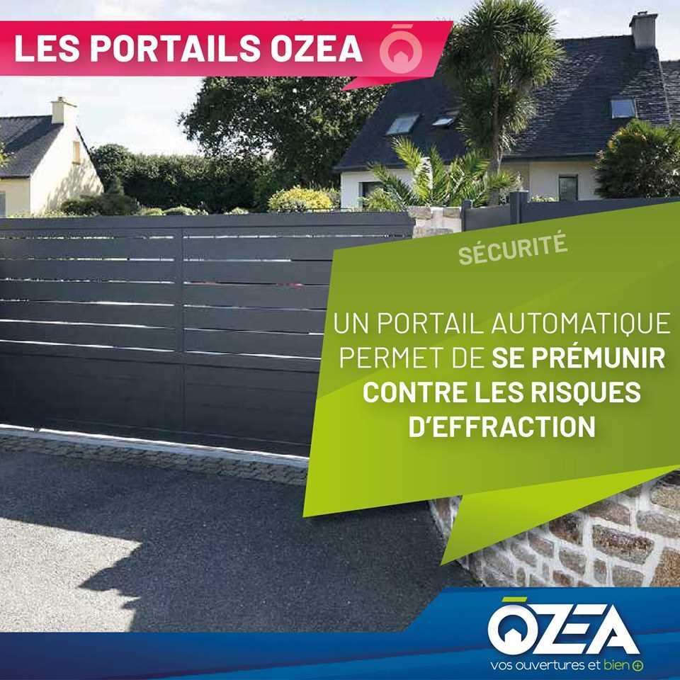 Les portails OZEA Securite