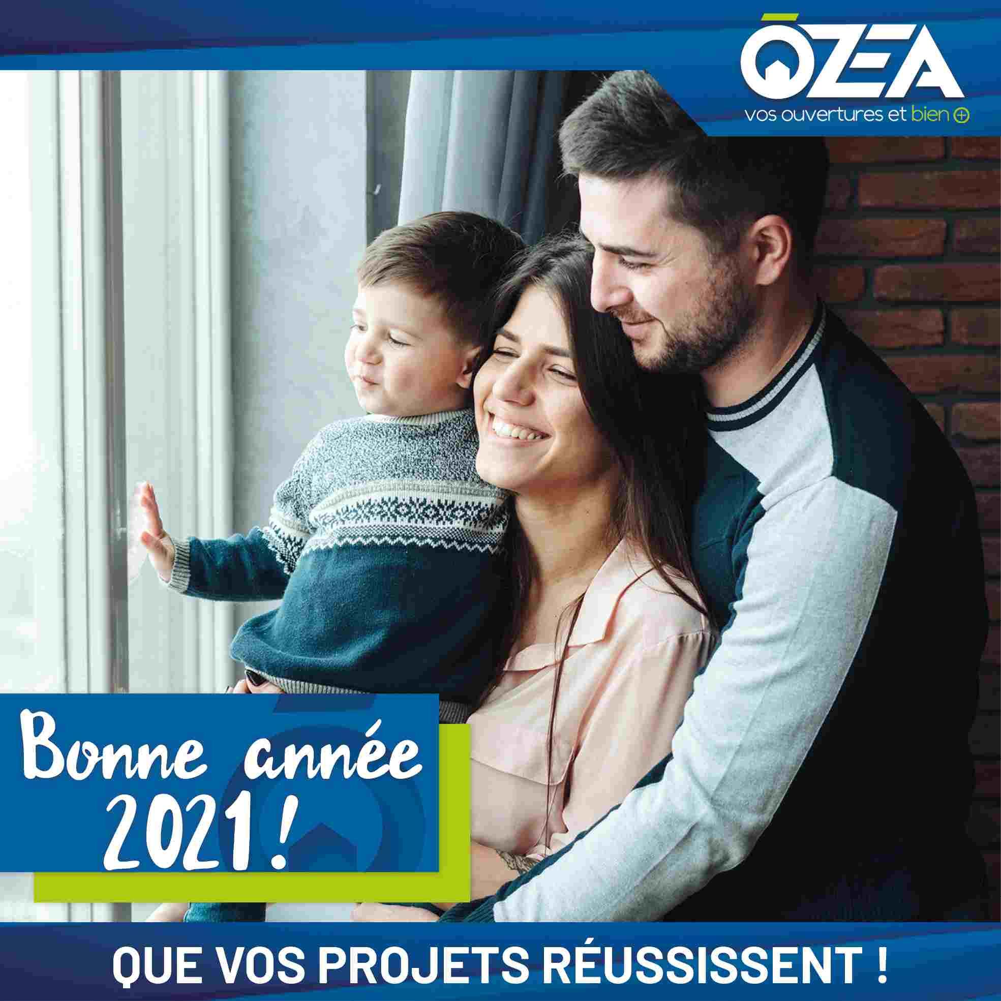 OZEA Bonne annee