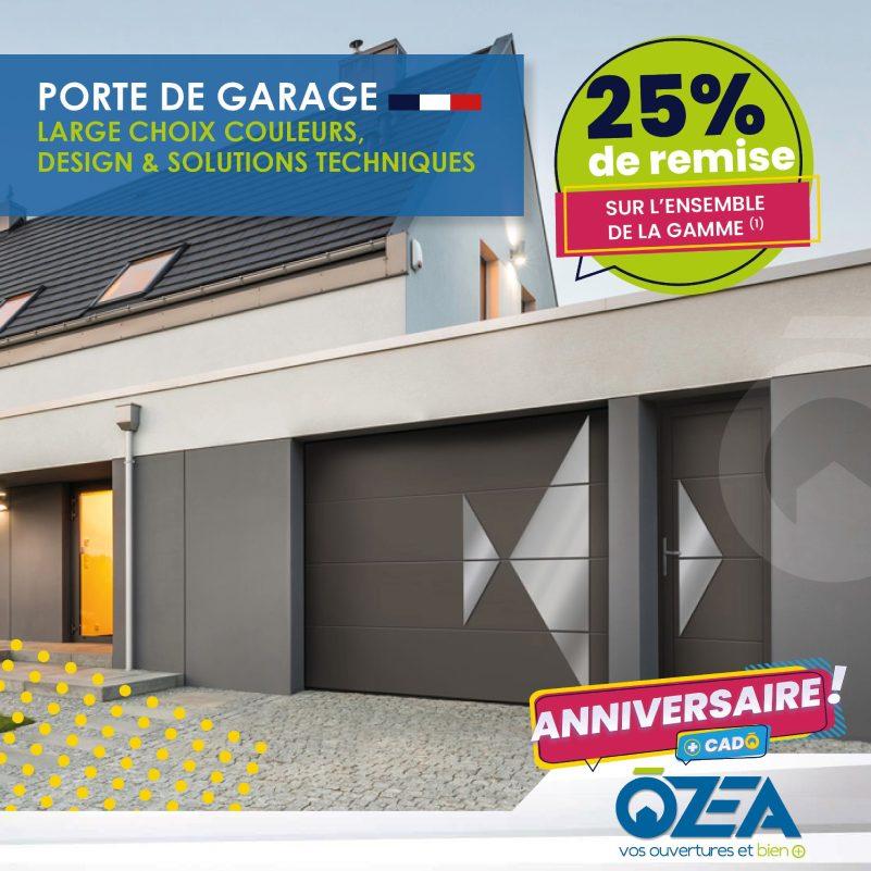 porte de garage ozea